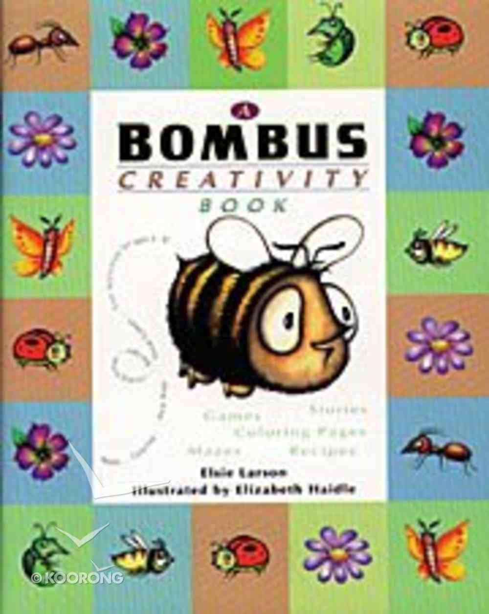 Bombus Creativity Book Paperback