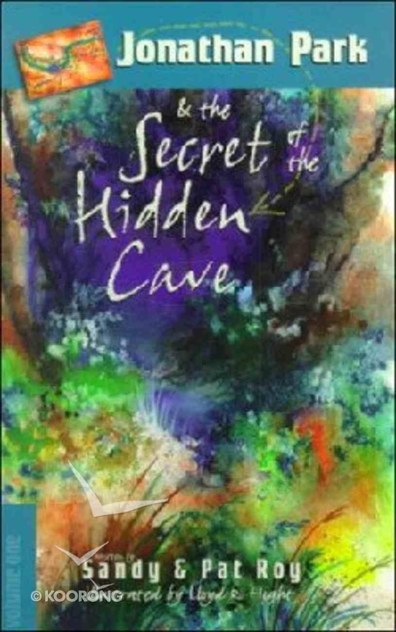 Jonathan Park & the Secret of the Hidden Cave Paperback