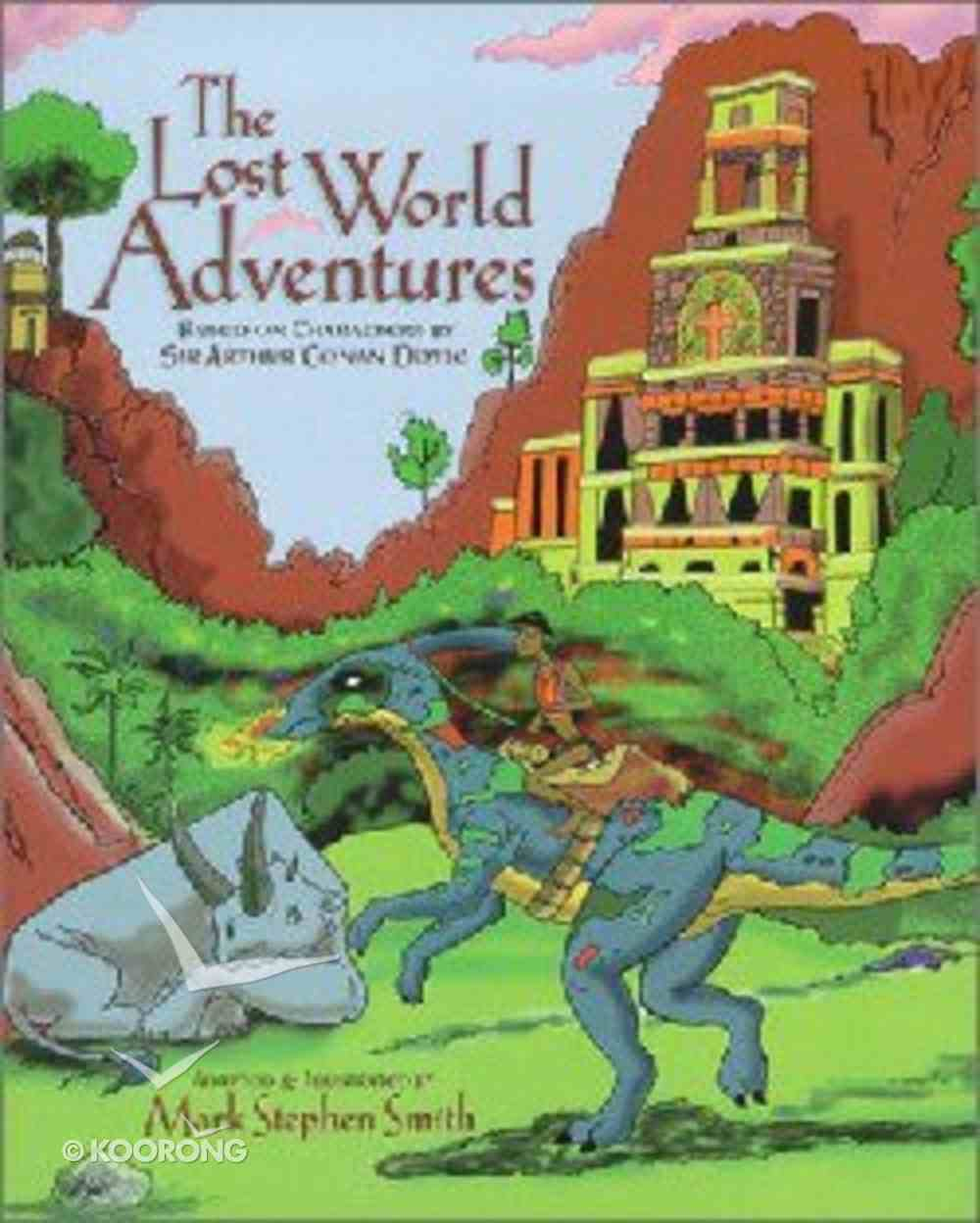 The Lost World Adventures Paperback