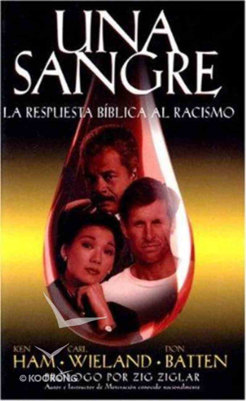 Una Sangre (One Blood) Paperback