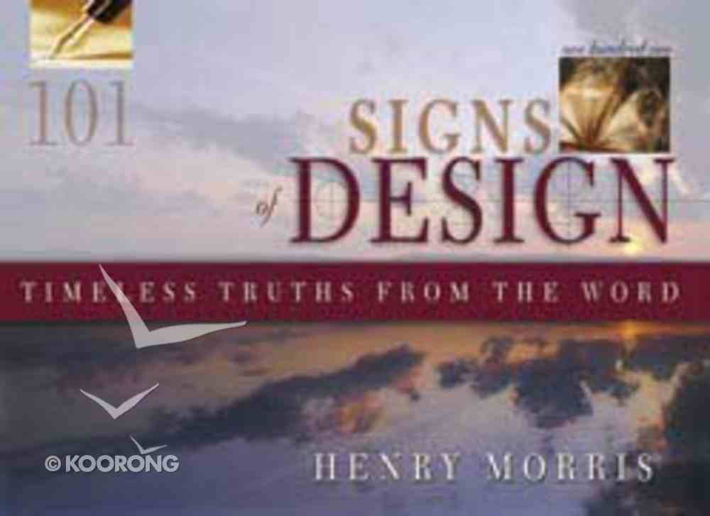 Timeless Truths From the Word (101 Signs Of Design Series) Paperback