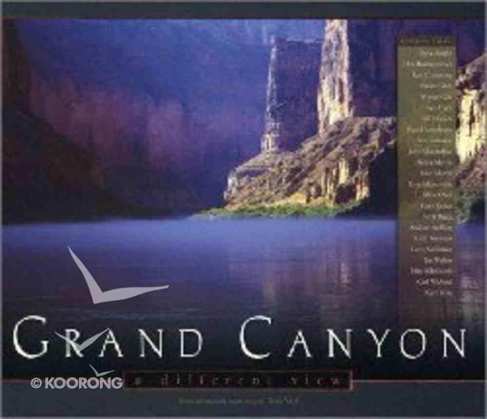 Grand Canyon Hardback