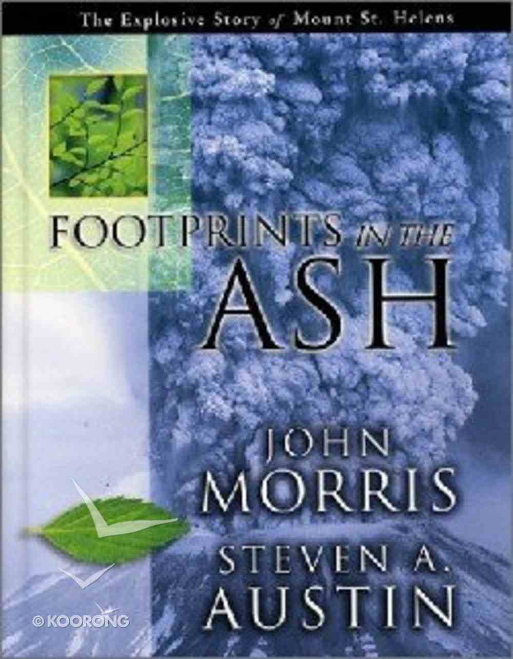 Footprints in the Ash Hardback