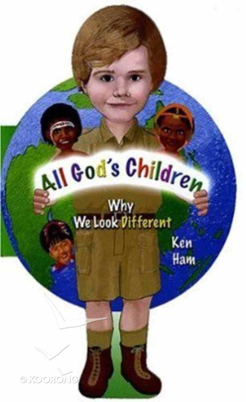 All God's Children Board Book