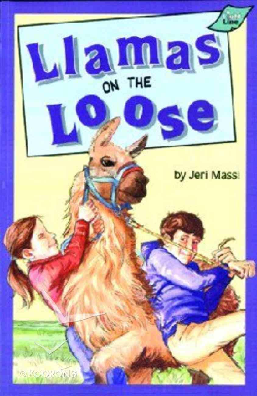 Llamas on the Loose Paperback