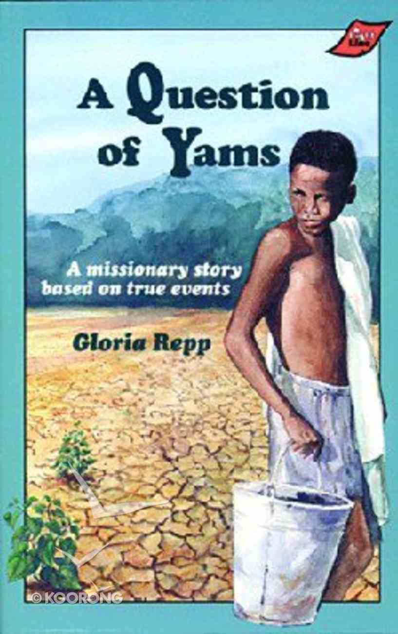 Question of Yams Paperback