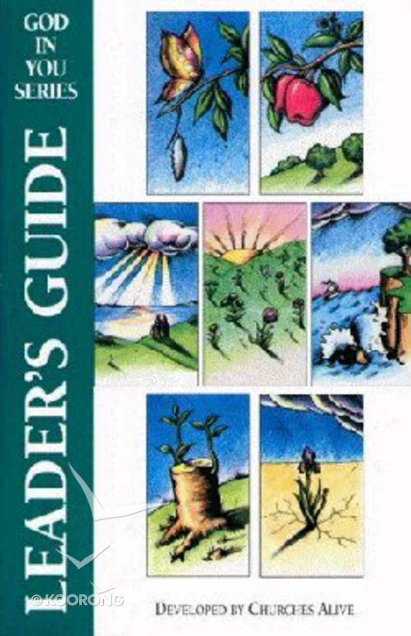 Leaders Guide (God In You Series) Paperback