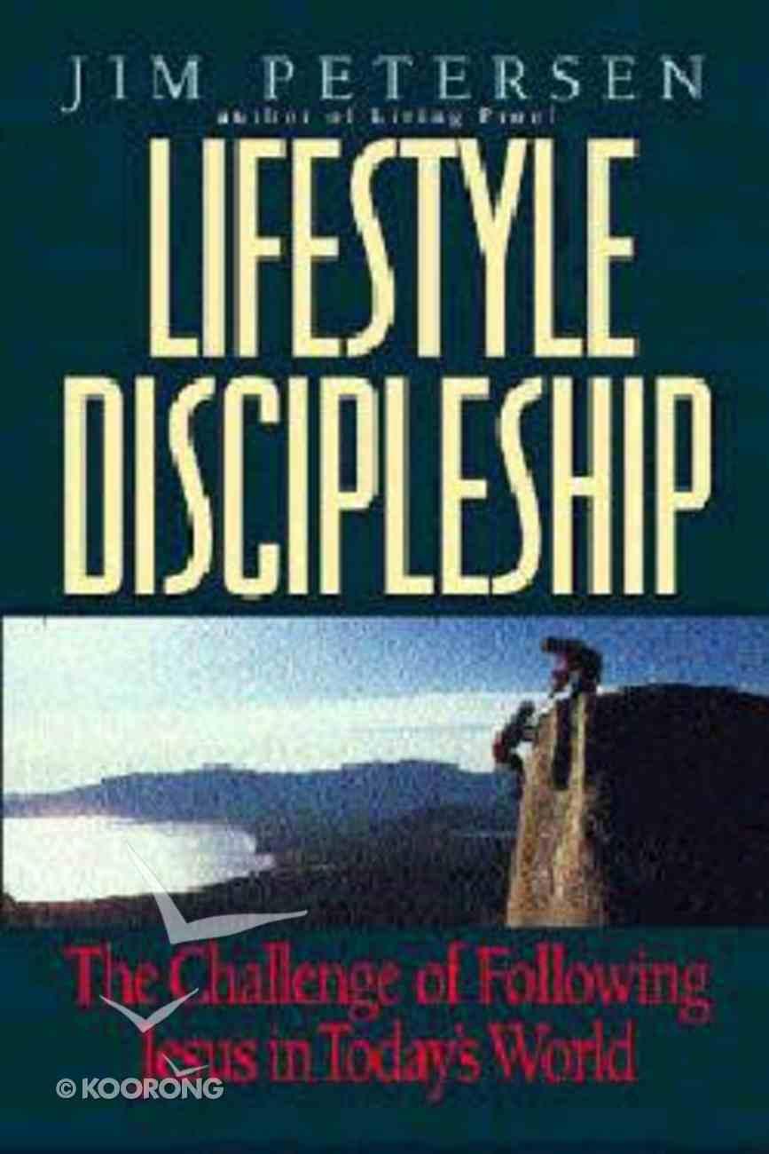 Lifestyle Discipleship Paperback