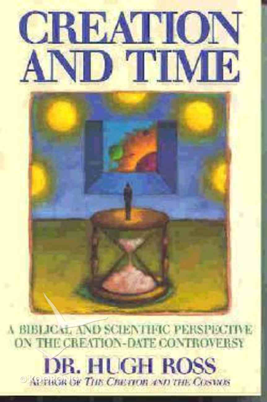 Creation and Time Paperback