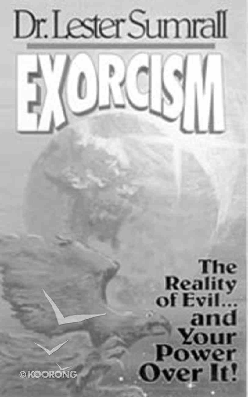 Exorcism Paperback