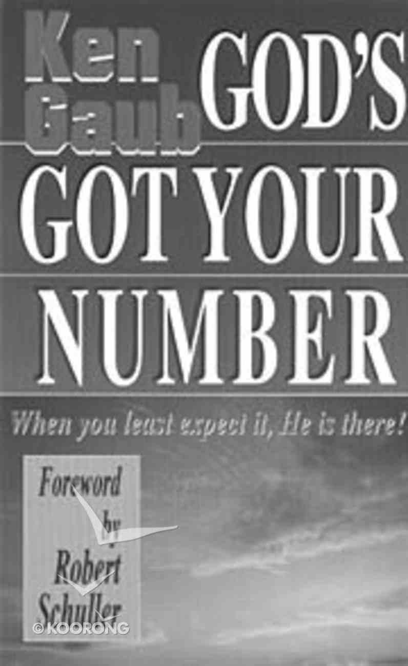 God's Got Your Number Paperback