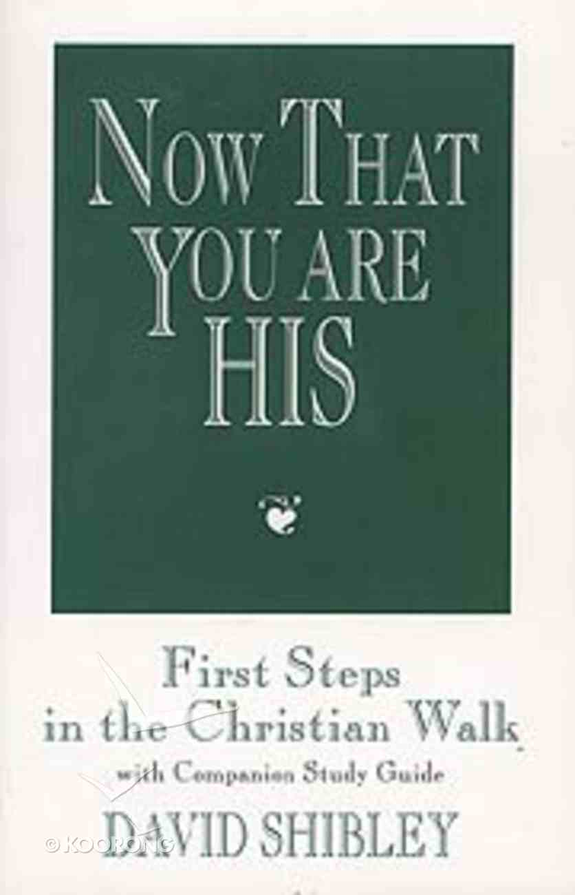 Now That You Are His Paperback