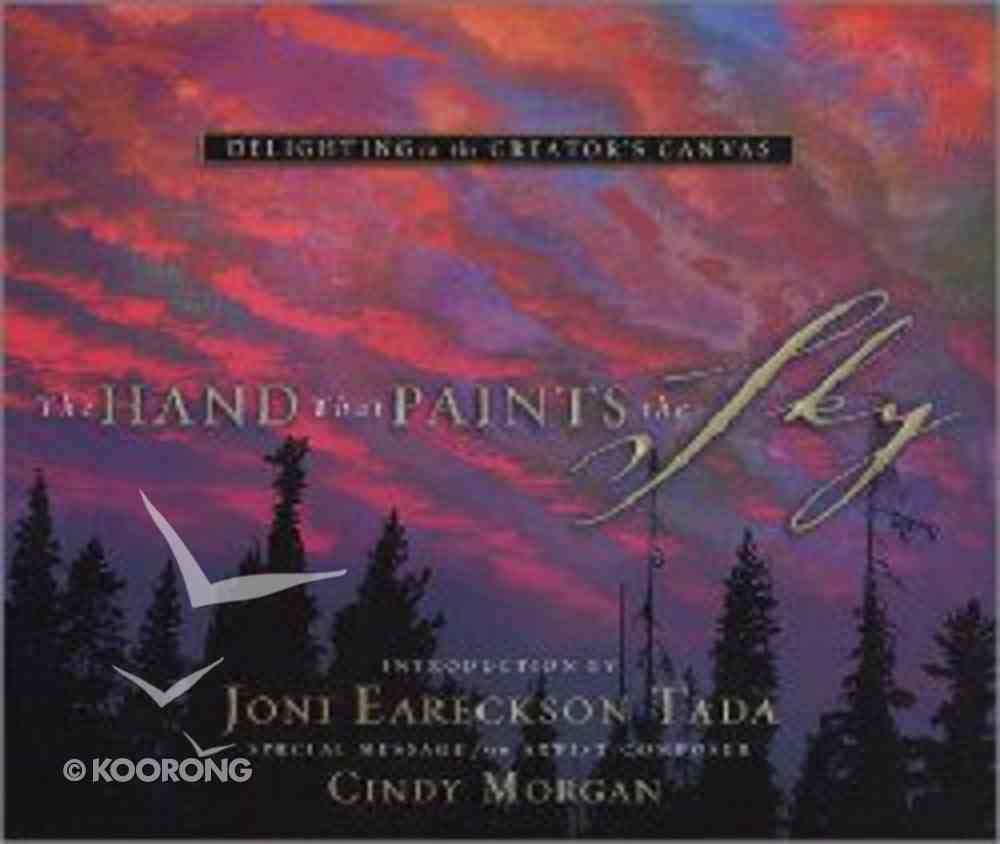 The Hand That Paints the Sky Hardback