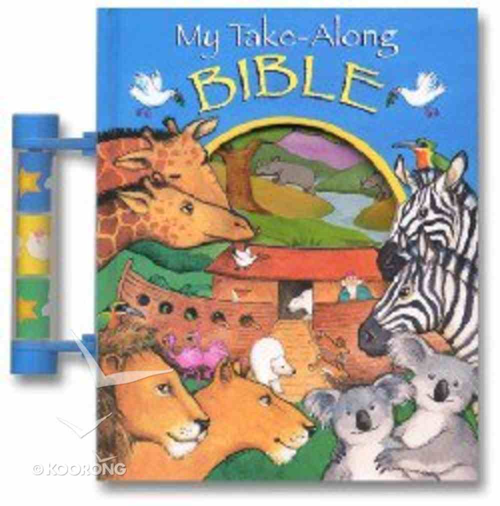 My Take-Along Bible Board Book
