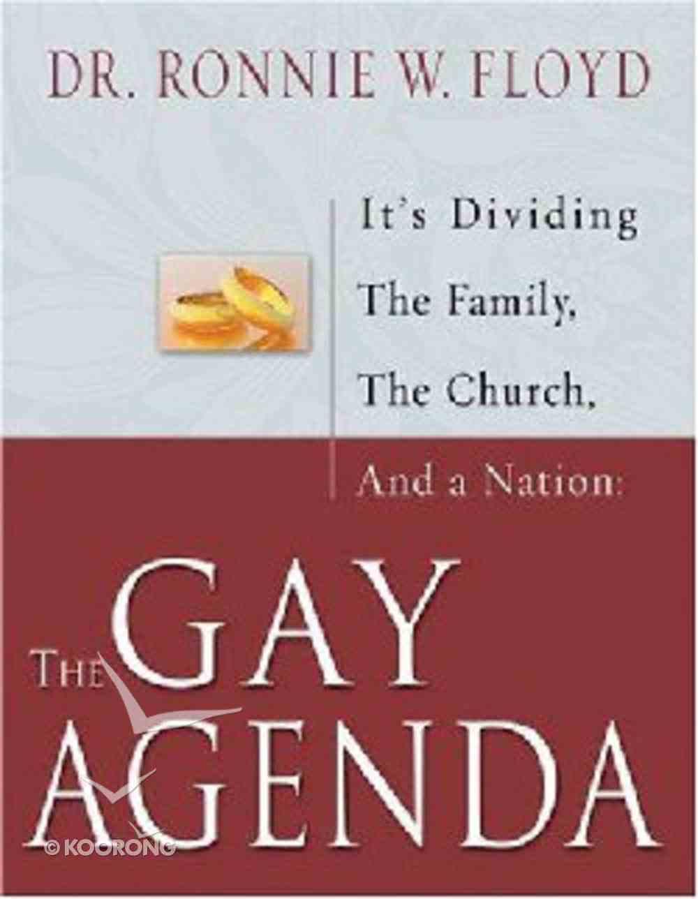 The Gay Agenda Hardback