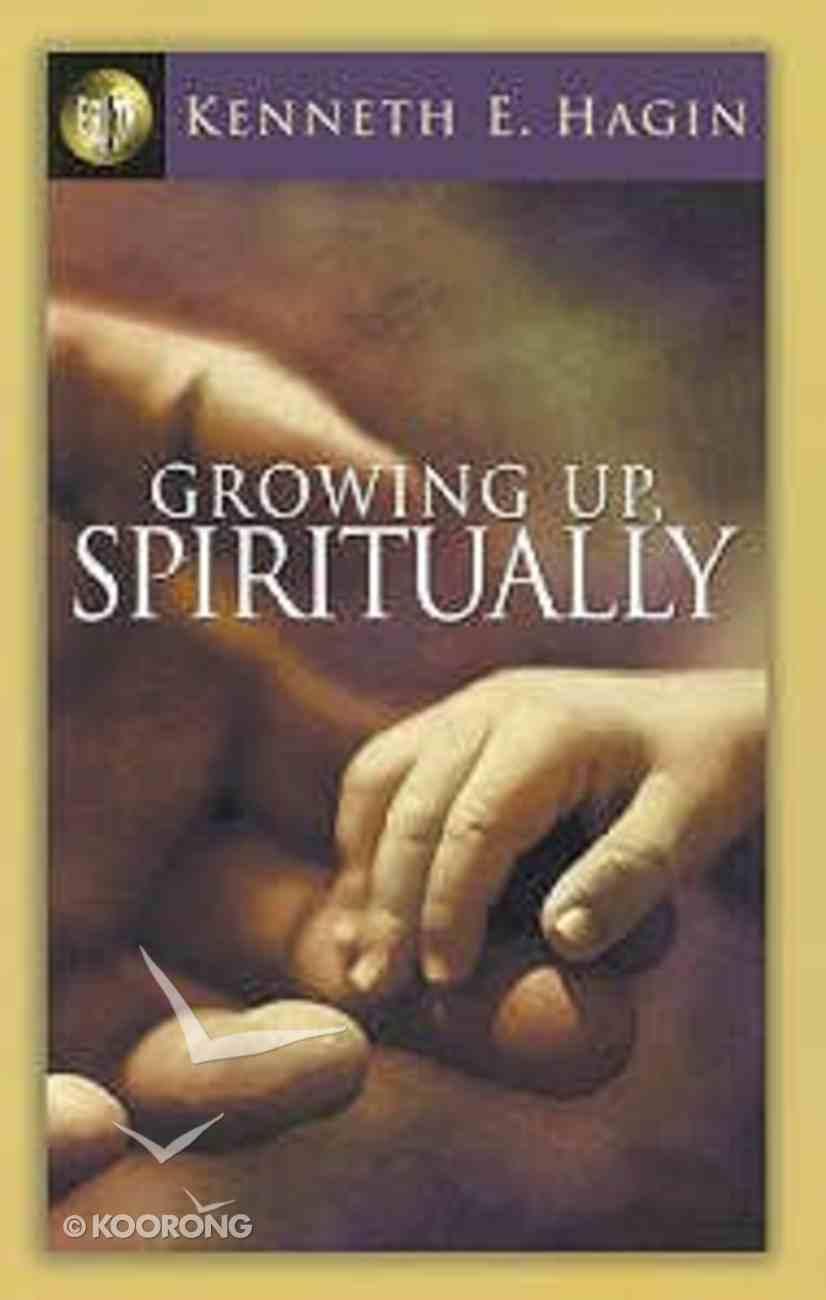 Growing Up, Spiritually Paperback