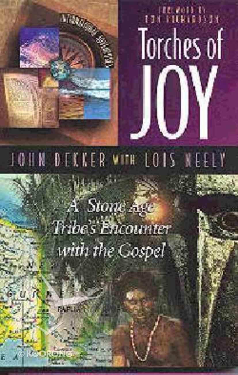 Torches of Joy (International Adventures Series) Paperback