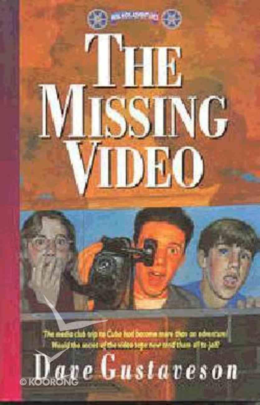 The Missing Video (#01 in Reel Kids Series) Paperback
