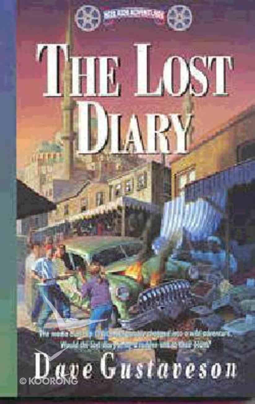 The Lost Diary (#07 in Reel Kids Series) Paperback