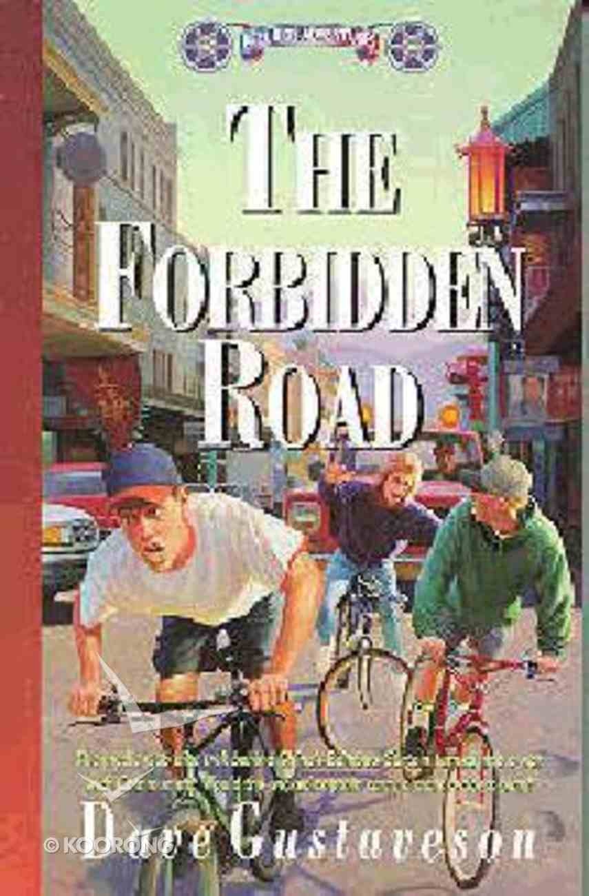 The Forbidden Road (#08 in Reel Kids Series) Paperback
