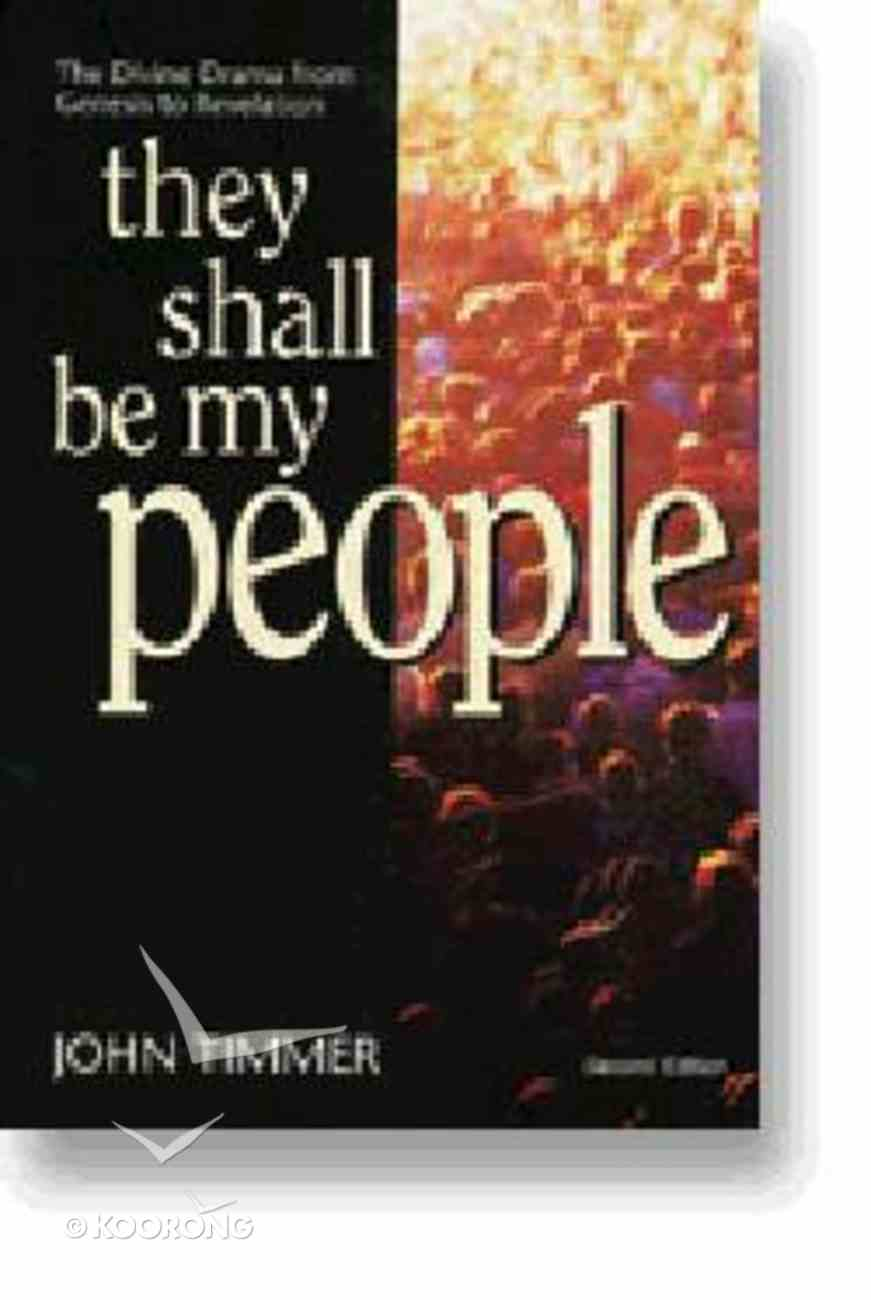 They Shall Be My People (Leaders Guide) Paperback
