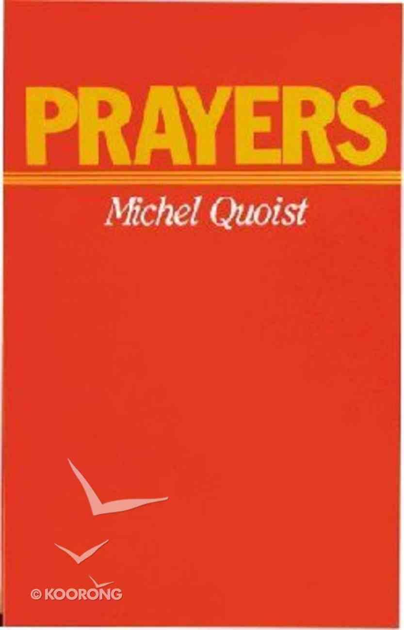 Prayers Paperback
