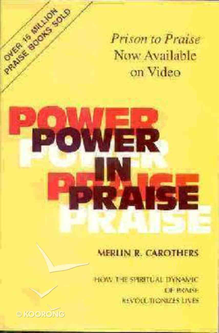 Power in Praise Paperback