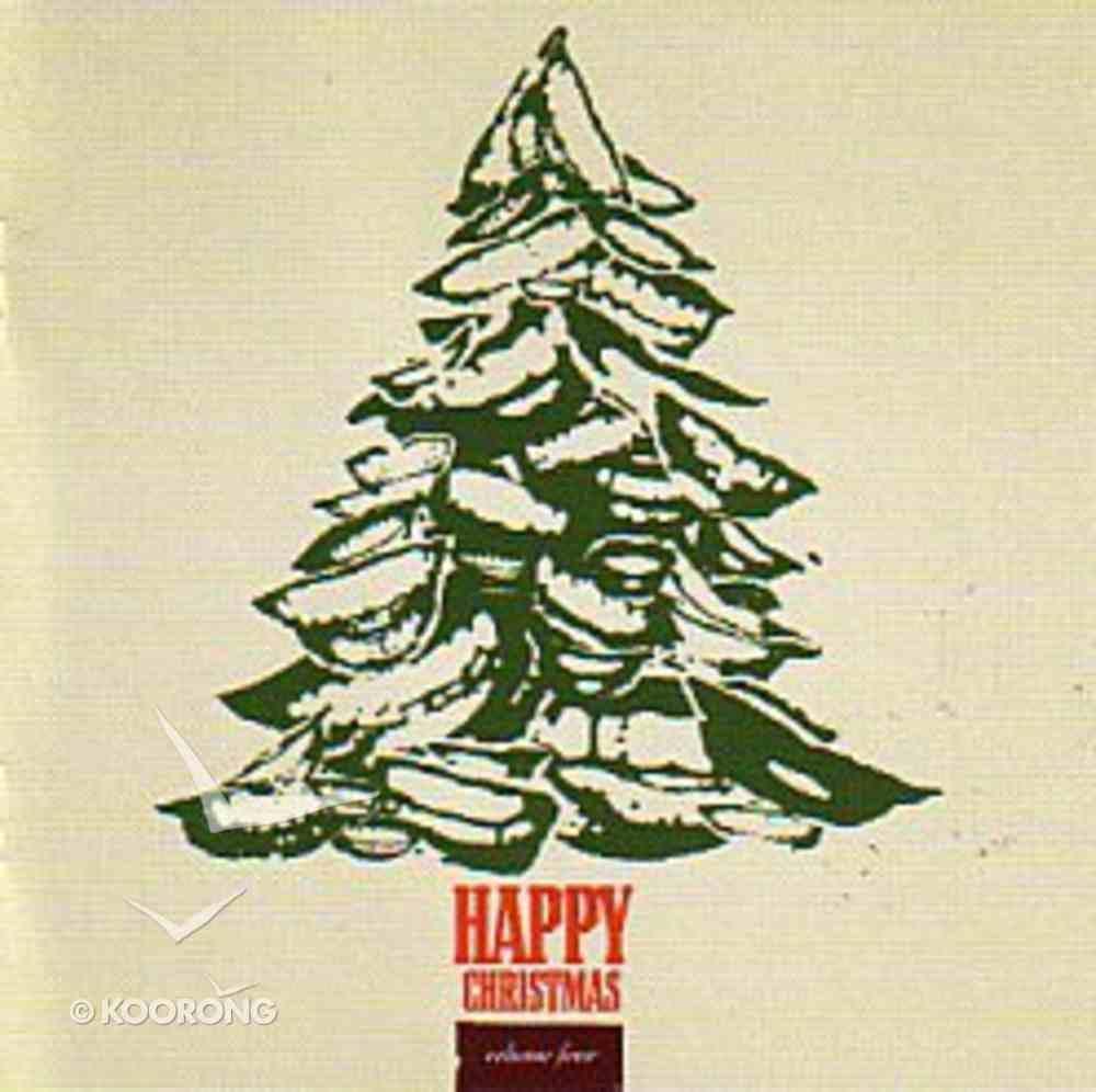 Happy Christmas (Vol 4) CD