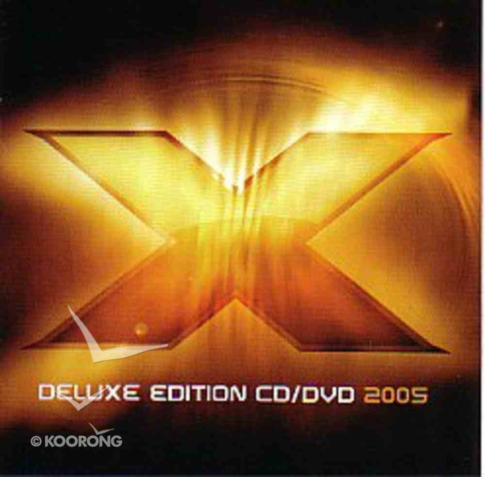 X2005 Special Edition Cd/Dvd CD