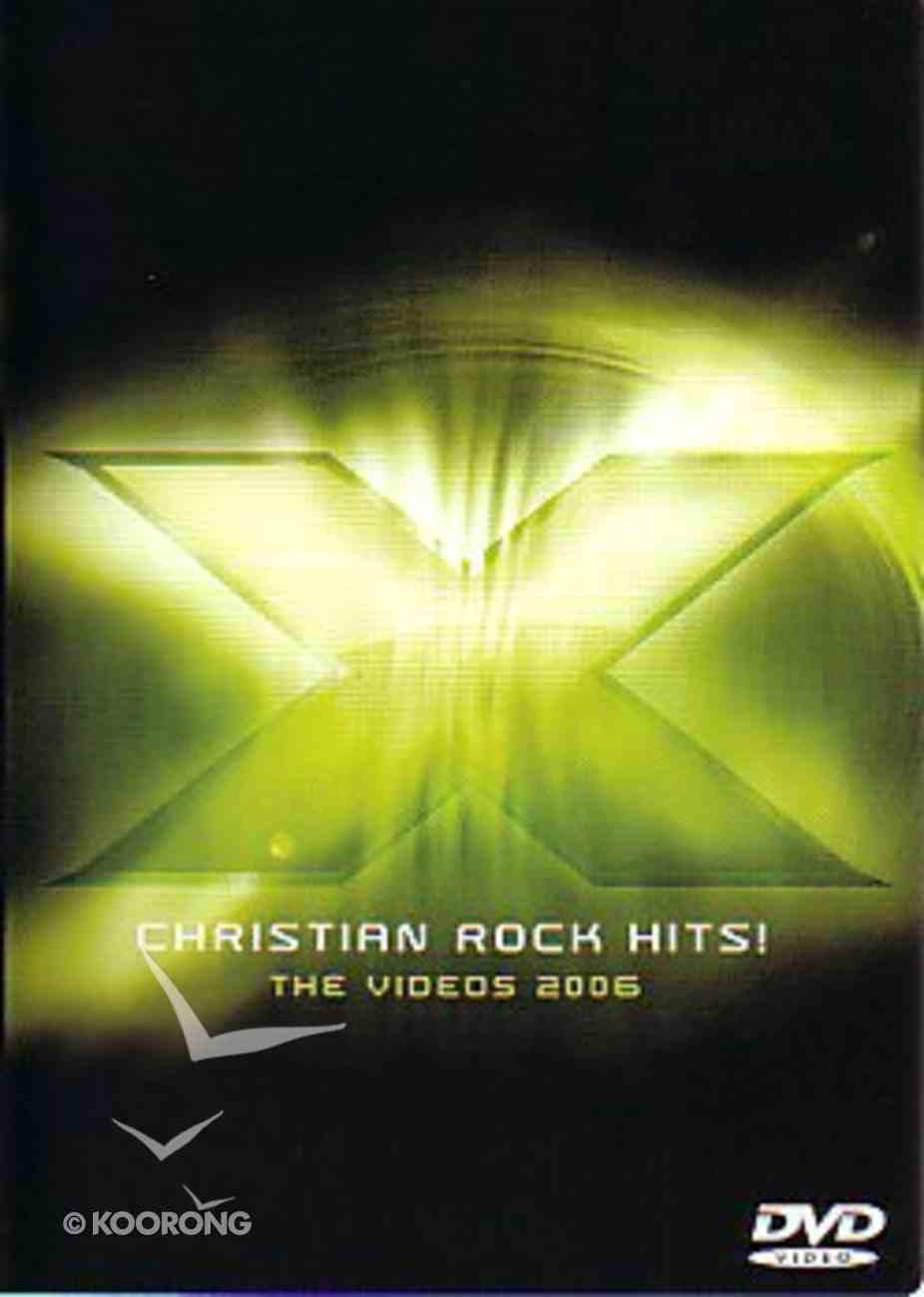 X 2006 DVD