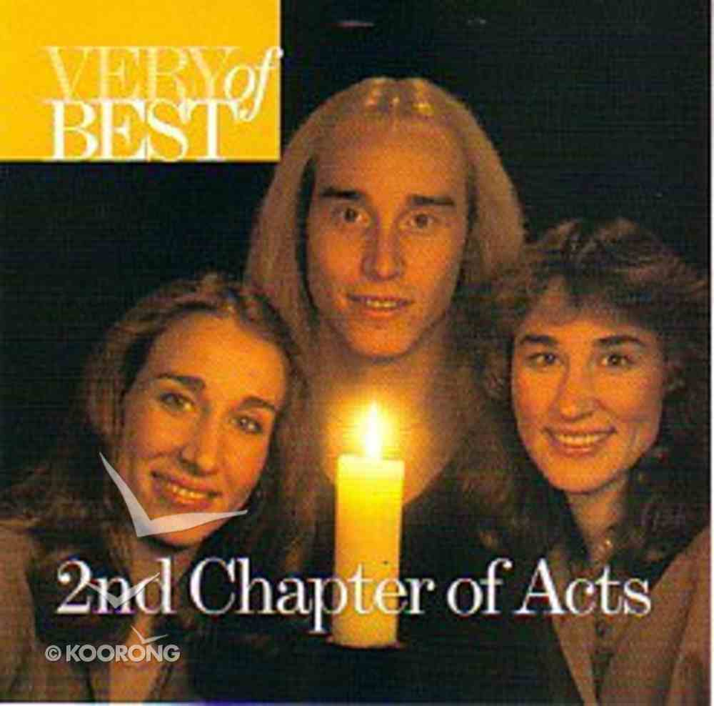 Best of 2nd Chapter of Acts CD