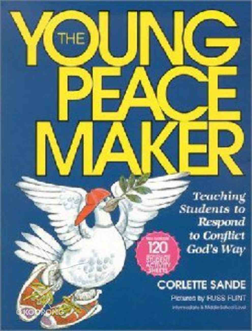 Young Peacemaker Set (Workbook + Student Guides On Cdrom) Pack