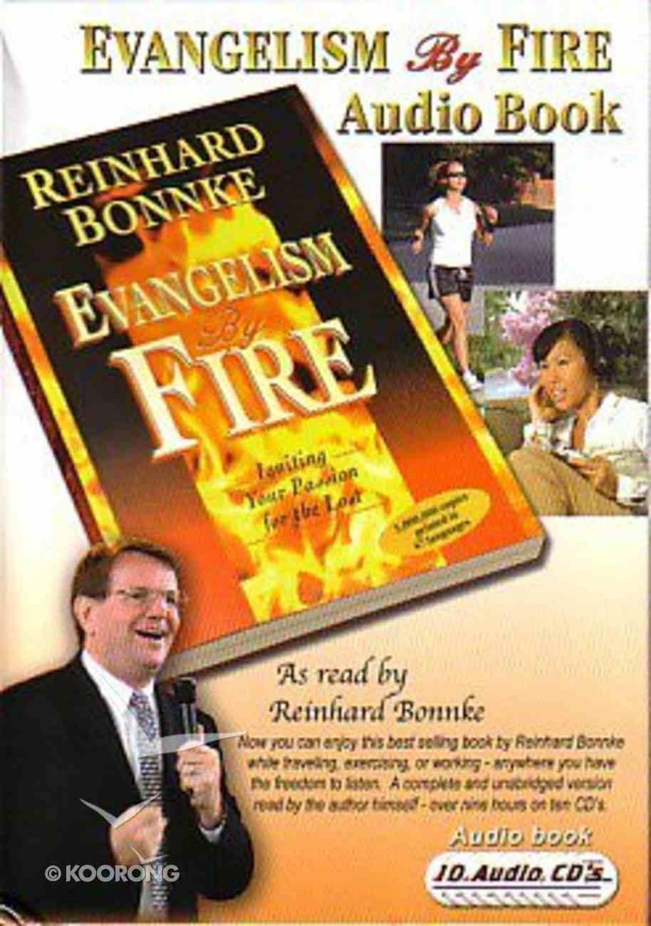 Evangelism By Fire (10 Cd Set) CD