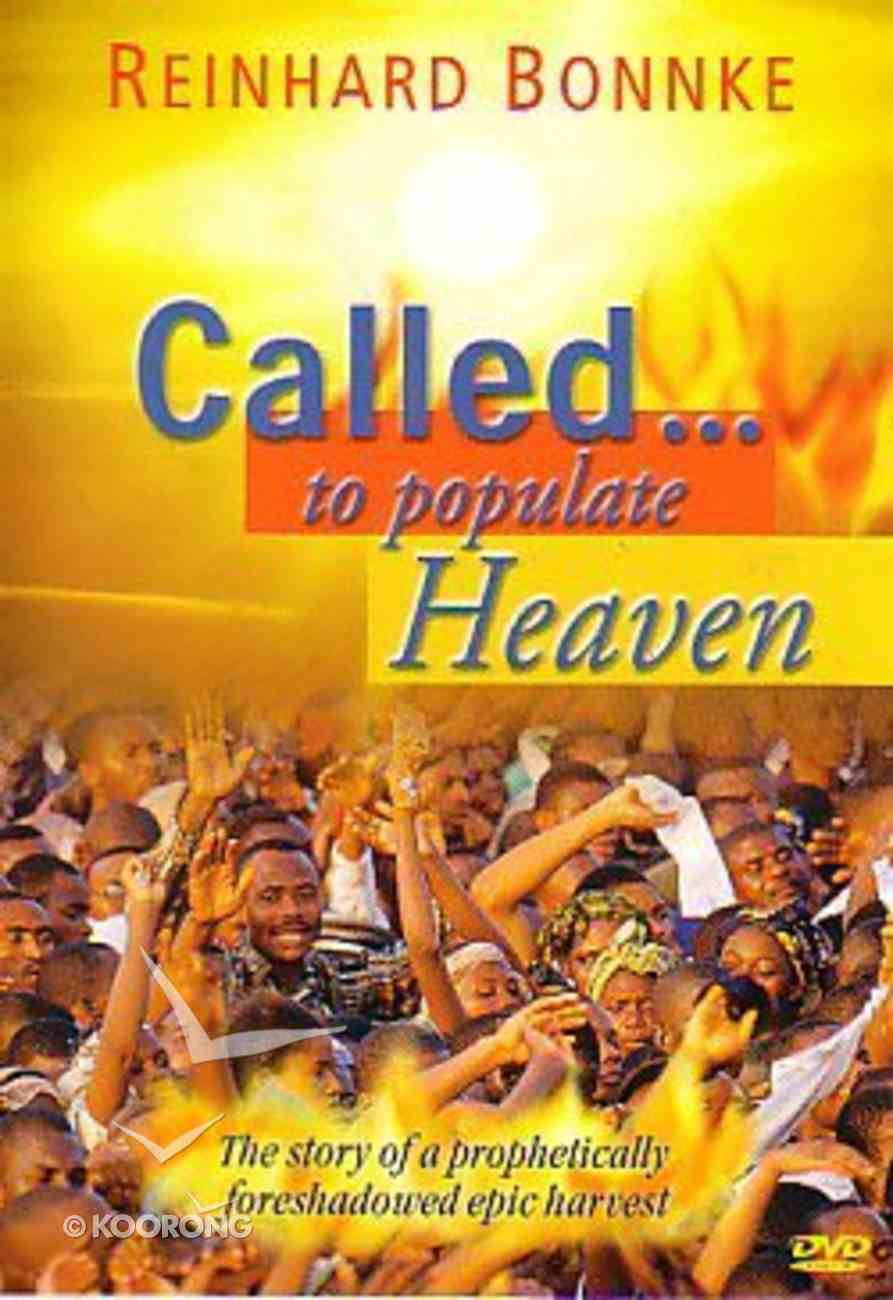 Called to Populate Heaven DVD