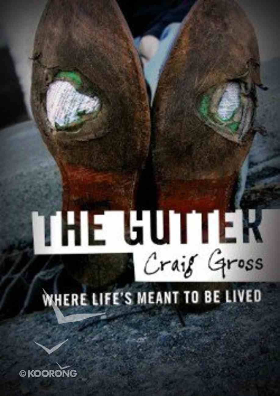 The Gutter Paperback