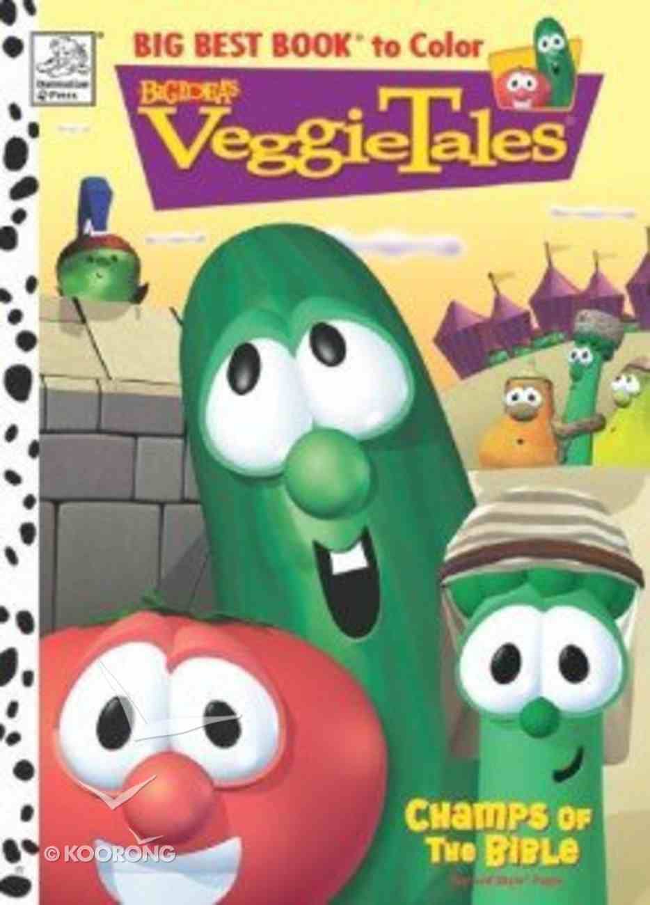 Champs of the Bible (Veggie Tales (Veggietales) Series) Paperback