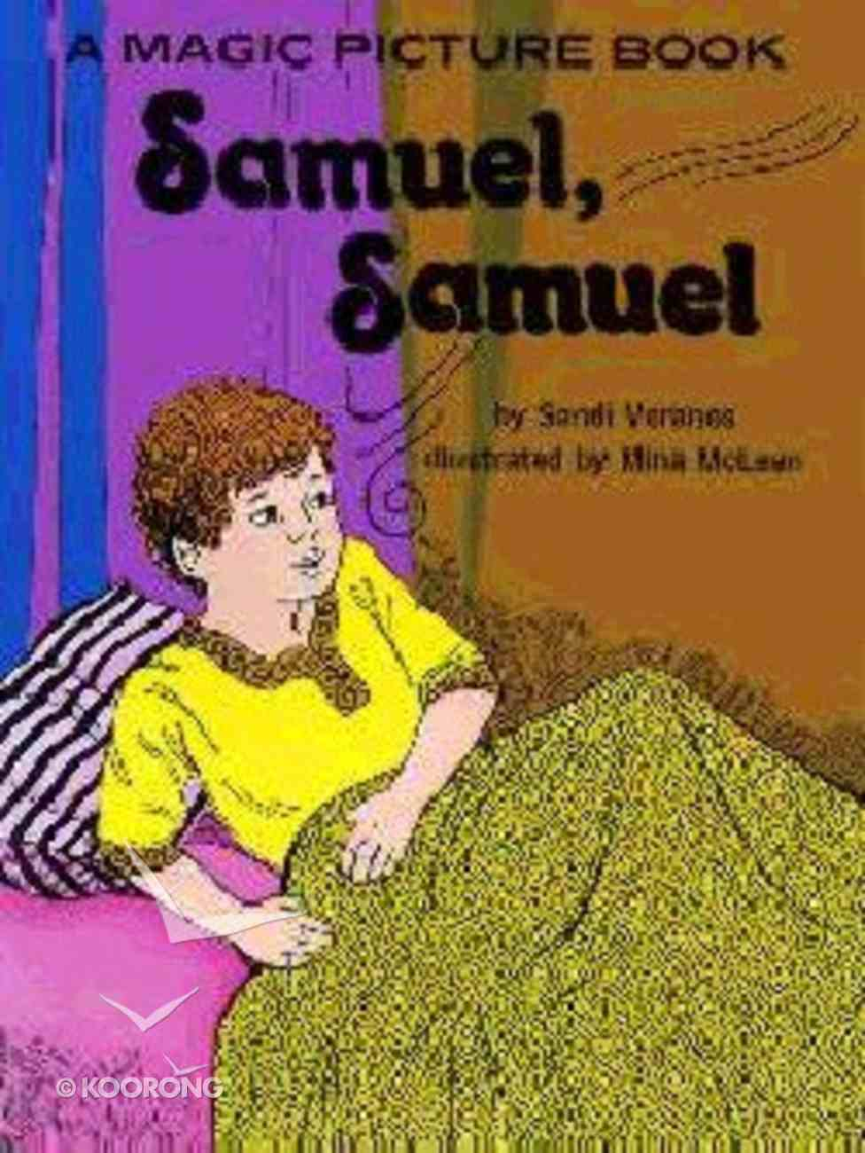 Samuel, Samuel (Pencil Fun Books Series) Paperback