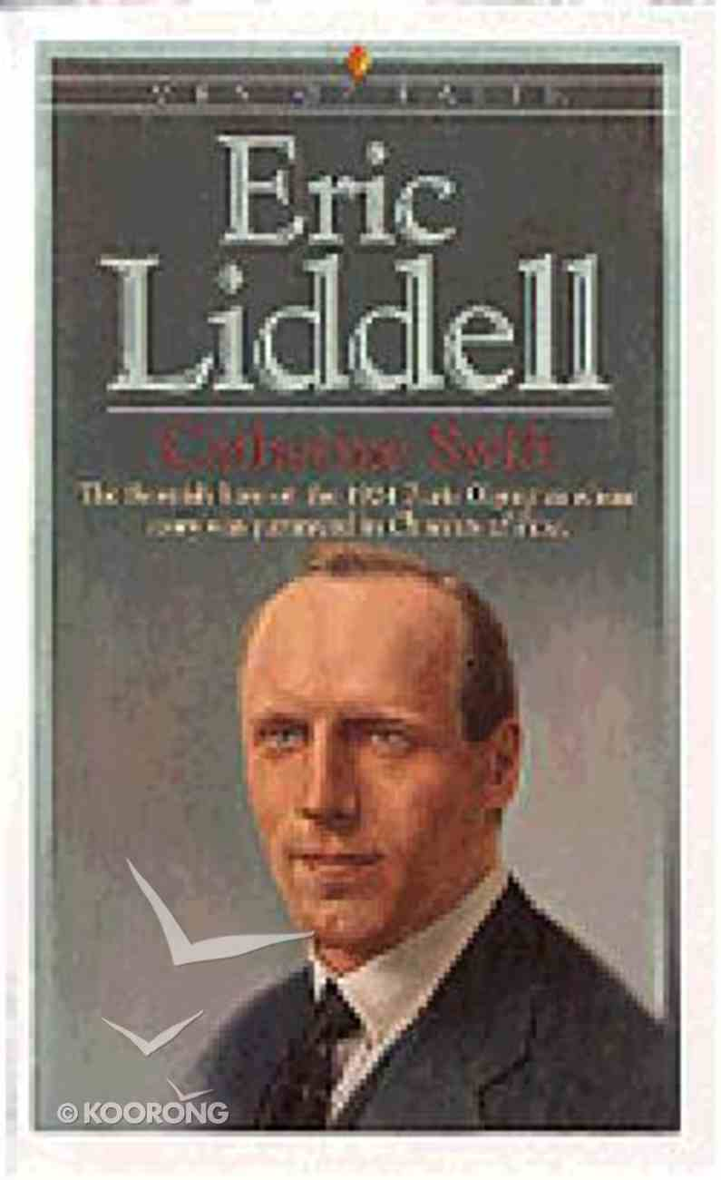 Men of Faith: Eric Liddell Paperback