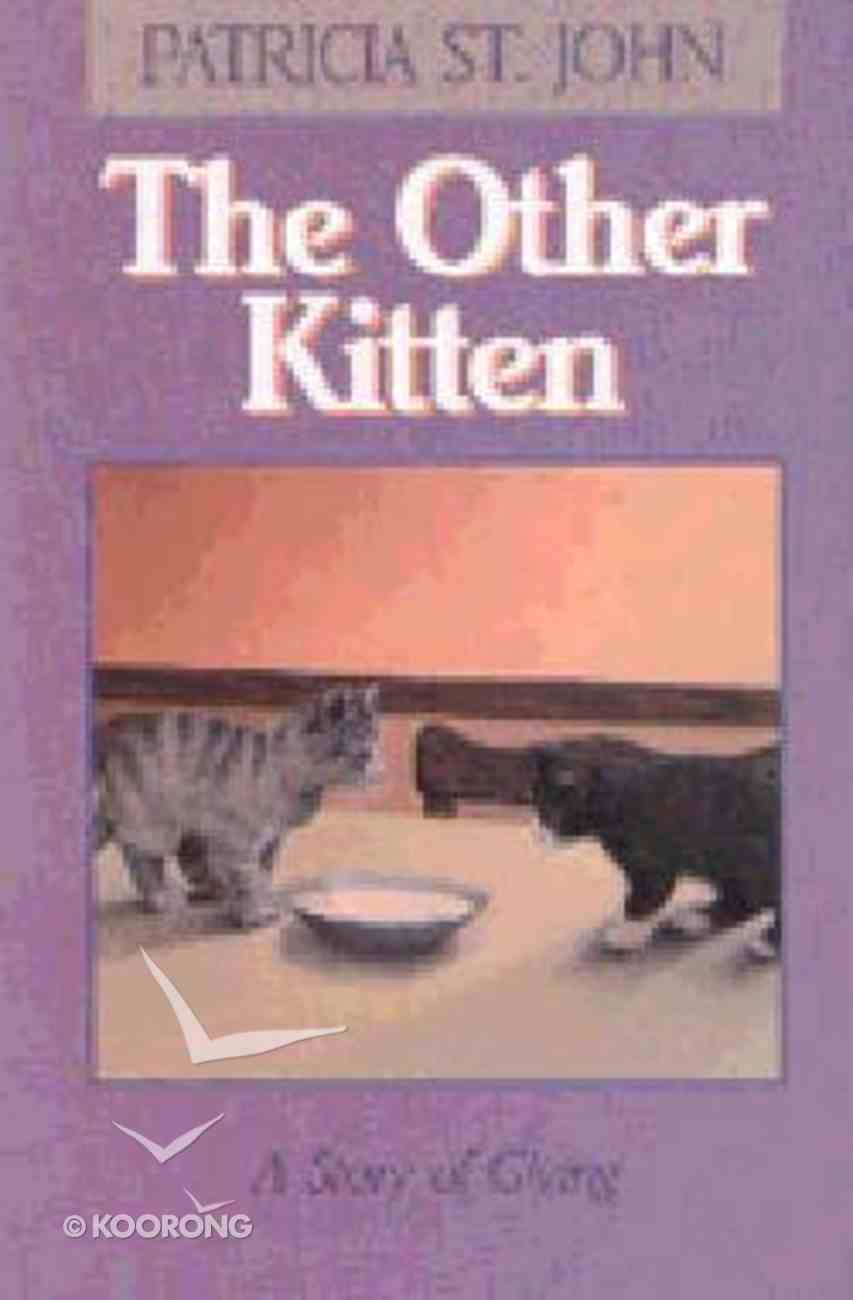 The Other Kitten Paperback