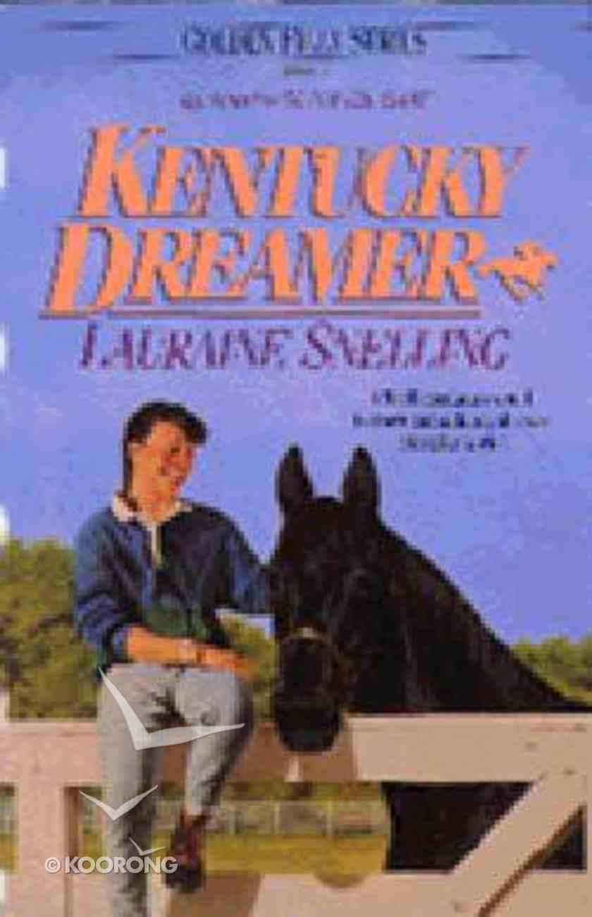 Kentucky Dreamer (#04 in Golden Filly Series) Paperback
