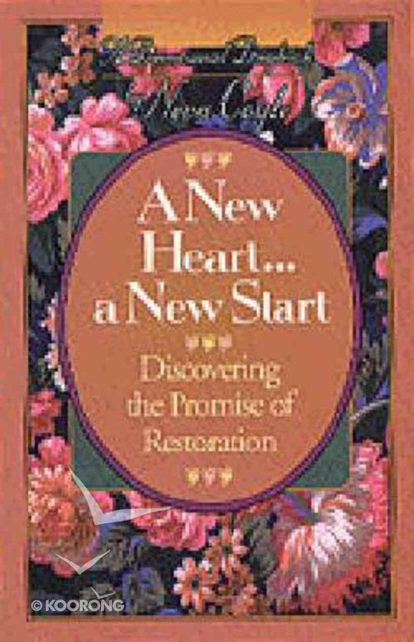 New Heart... New Start Paperback