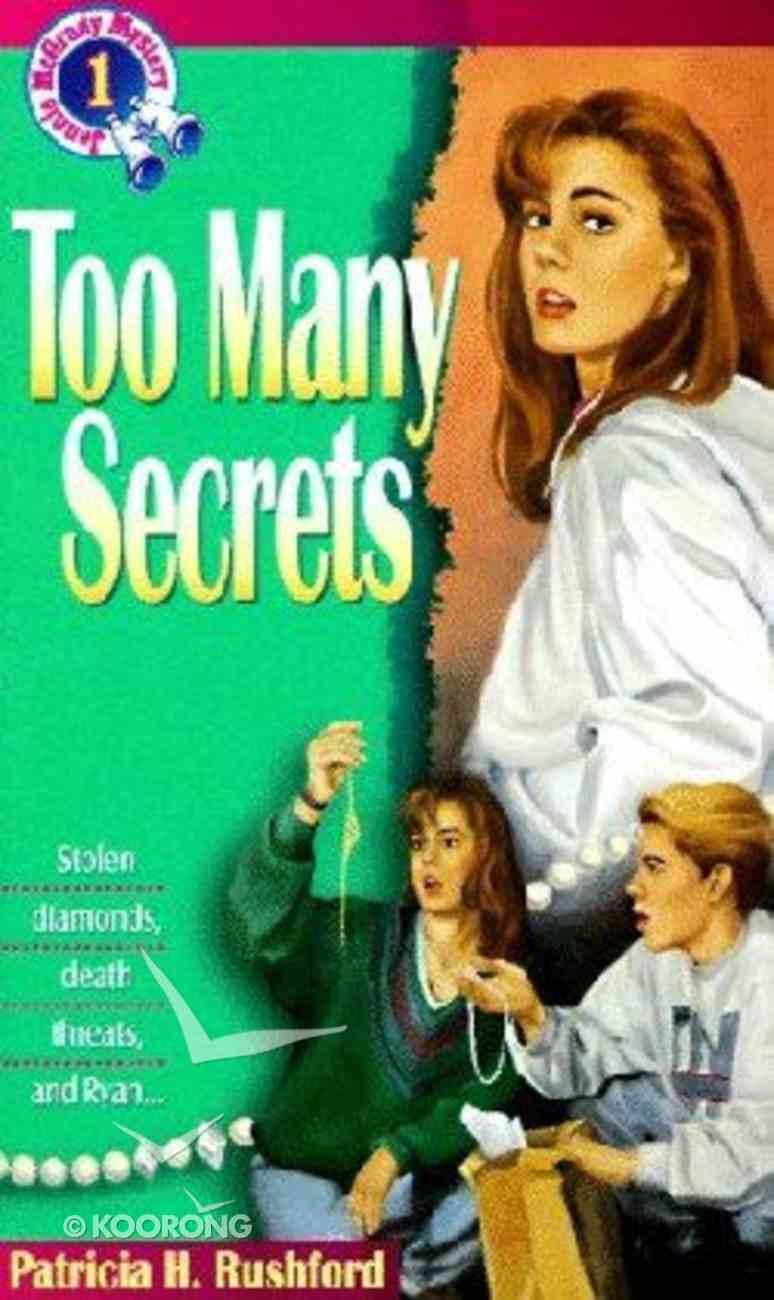 Too Many Secrets (#01 in Jennie Mcgrady Series) Paperback