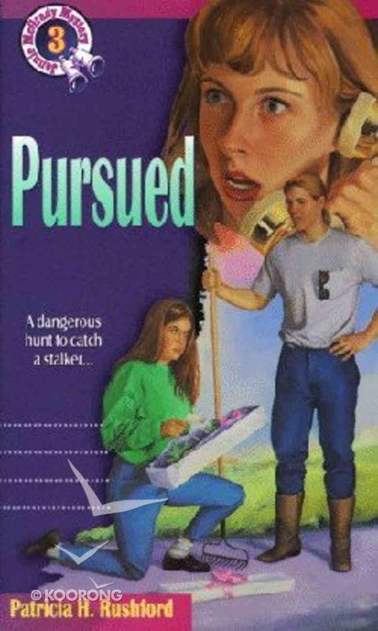 Pursued (#03 in Jennie Mcgrady Series) Paperback