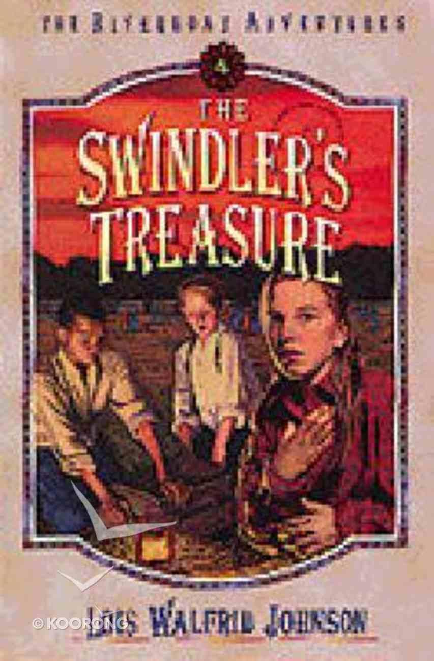 The Swindler's Treasure (#04 in Riverboat Adventures Series) Paperback