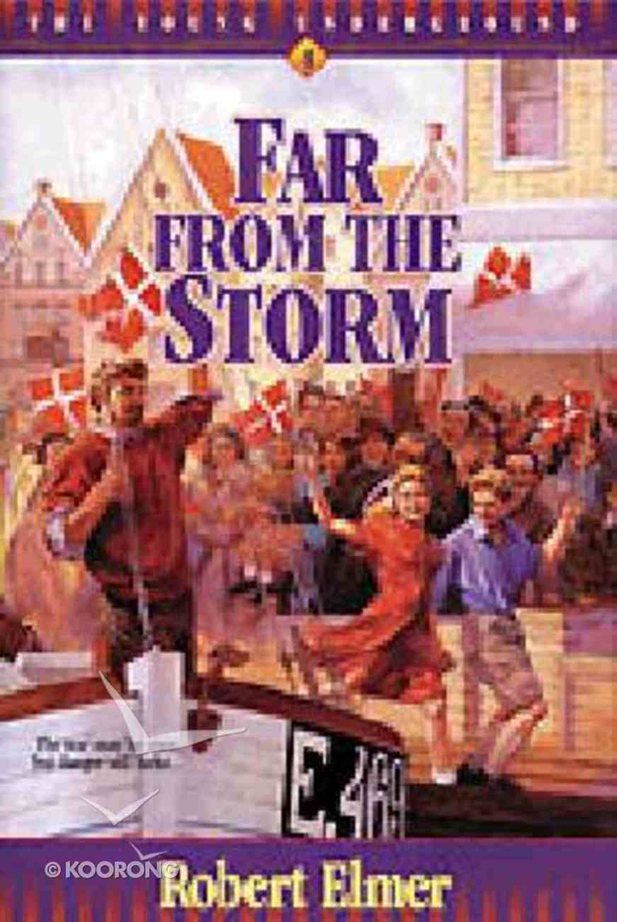 Far From the Storm (#04 in Young Underground Series) Paperback