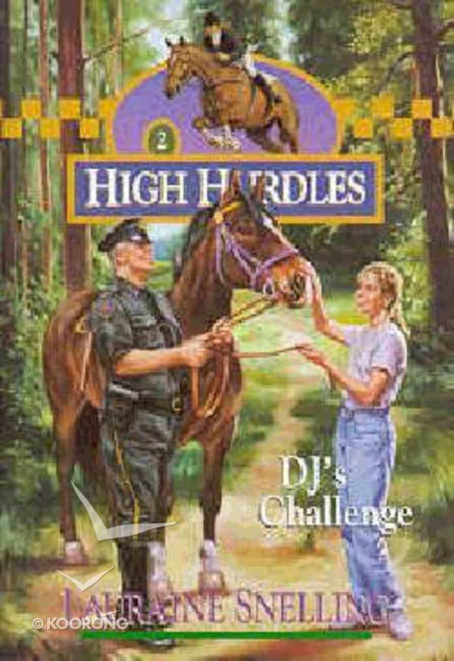 Dj's Challenge (#02 in High Hurdles Series) Paperback