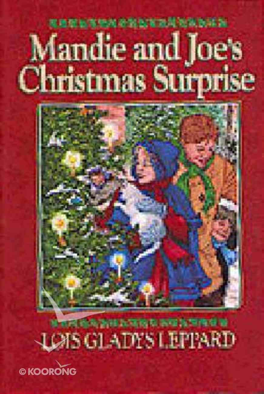 Mandie and Joe's Christmas Surprise (Mandie Series) Hardback
