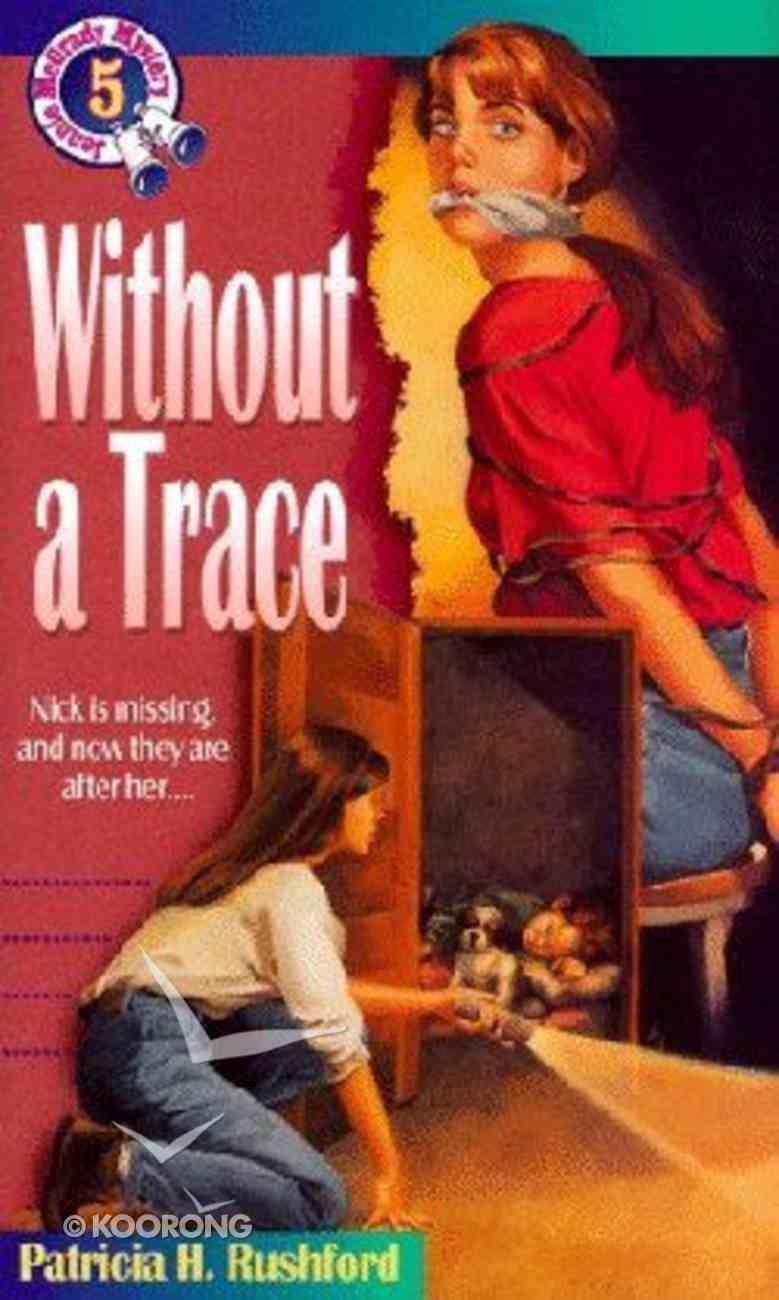 Without a Trace (#05 in Jennie Mcgrady Series) Paperback