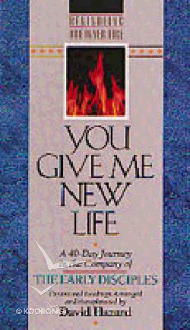 Rekindling the Inner Fire: You Give Me New Life Paperback