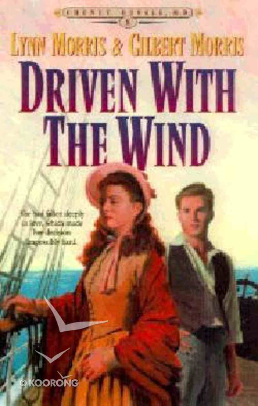Driven With the Wind (#08 in Cheney Duvall Series) Paperback